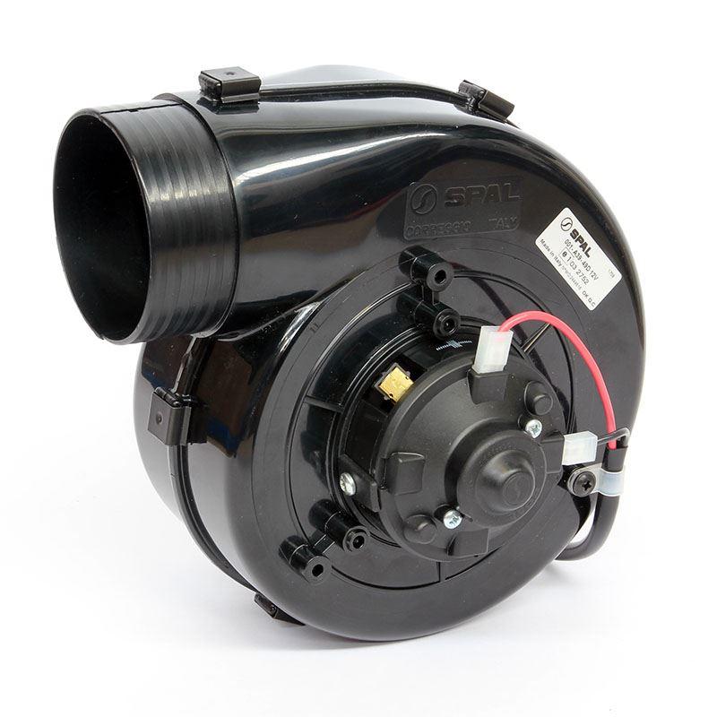 Centrifugal Blower 12v : A d spal centrifugal blower v speed fan