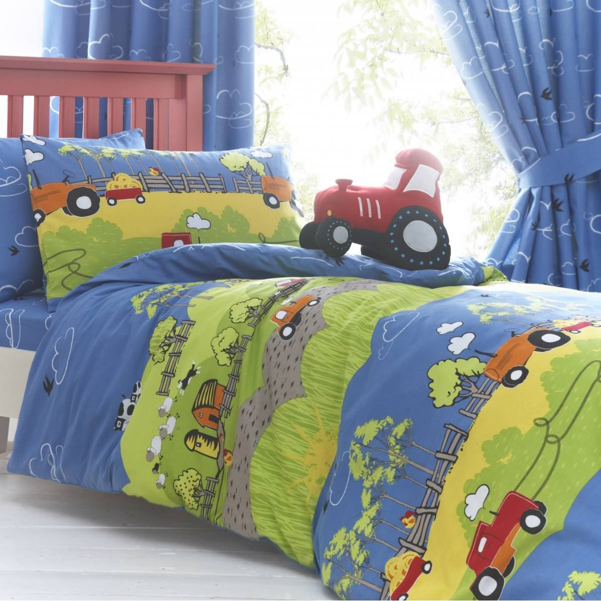 Kids Bedroom Bedding Boys Or Girls Duvet Quilt Cover Sets Childrens Bedding Kids Single