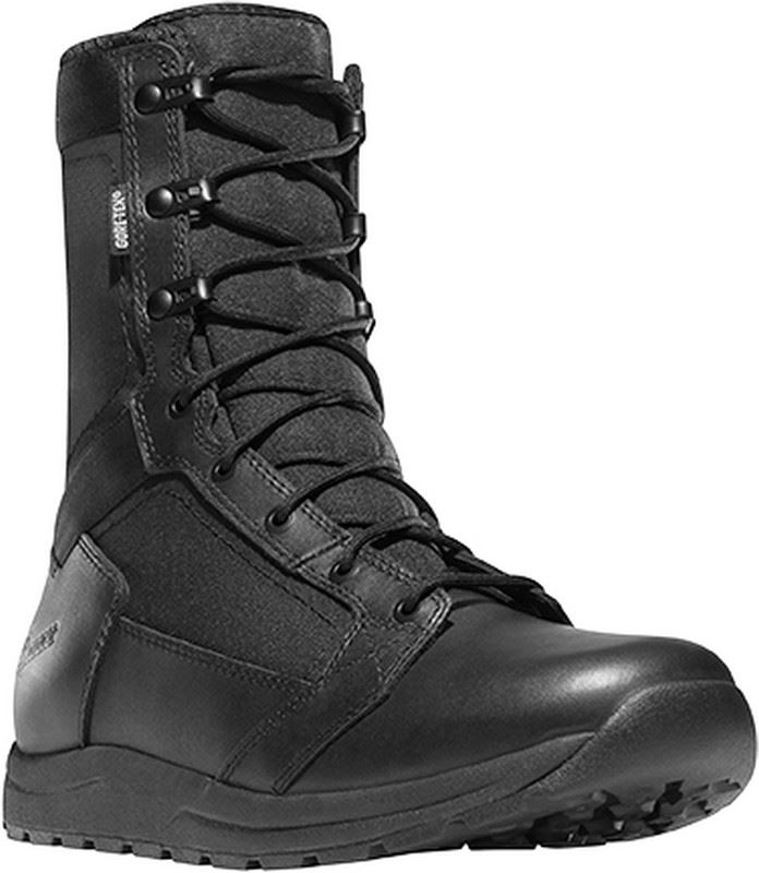 Danner 50122 Tachyon Gtx Mens Black 8 Quot Waterproof Duty
