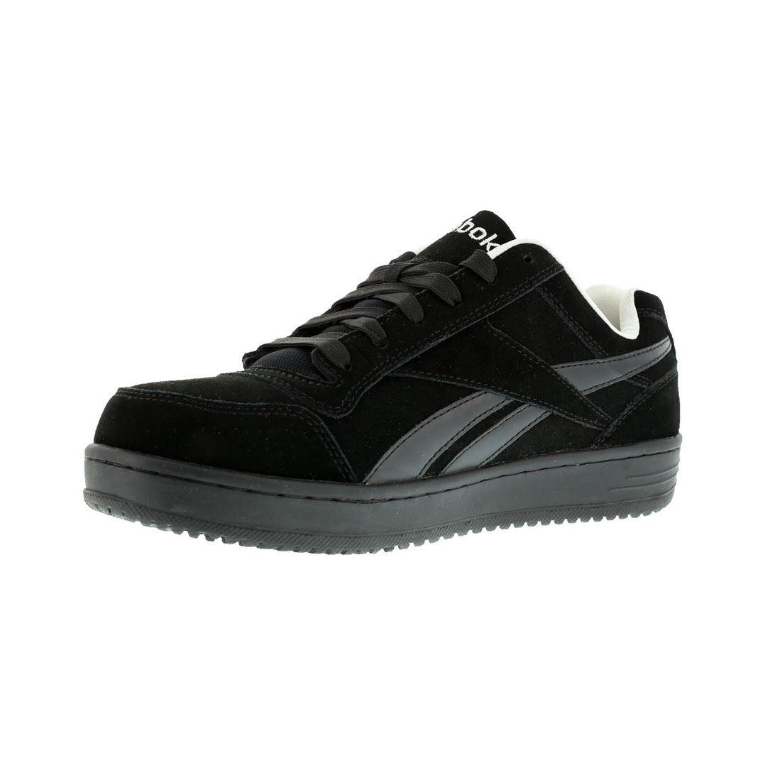 Black Reebok Steel Toe Shoes