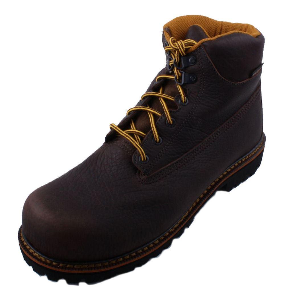 rocky rk048 steel toe mens brown waterproof insulated