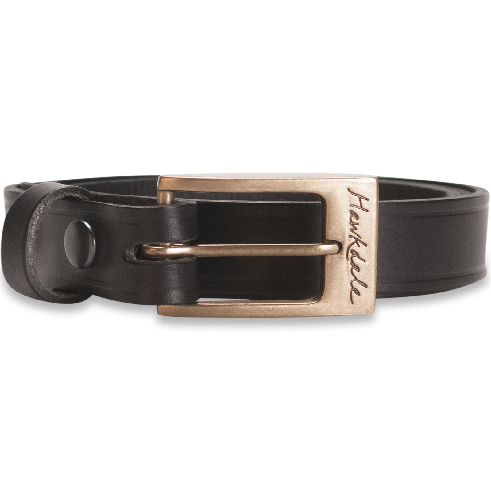 hawkdale mens premium real leather belt belts genuine