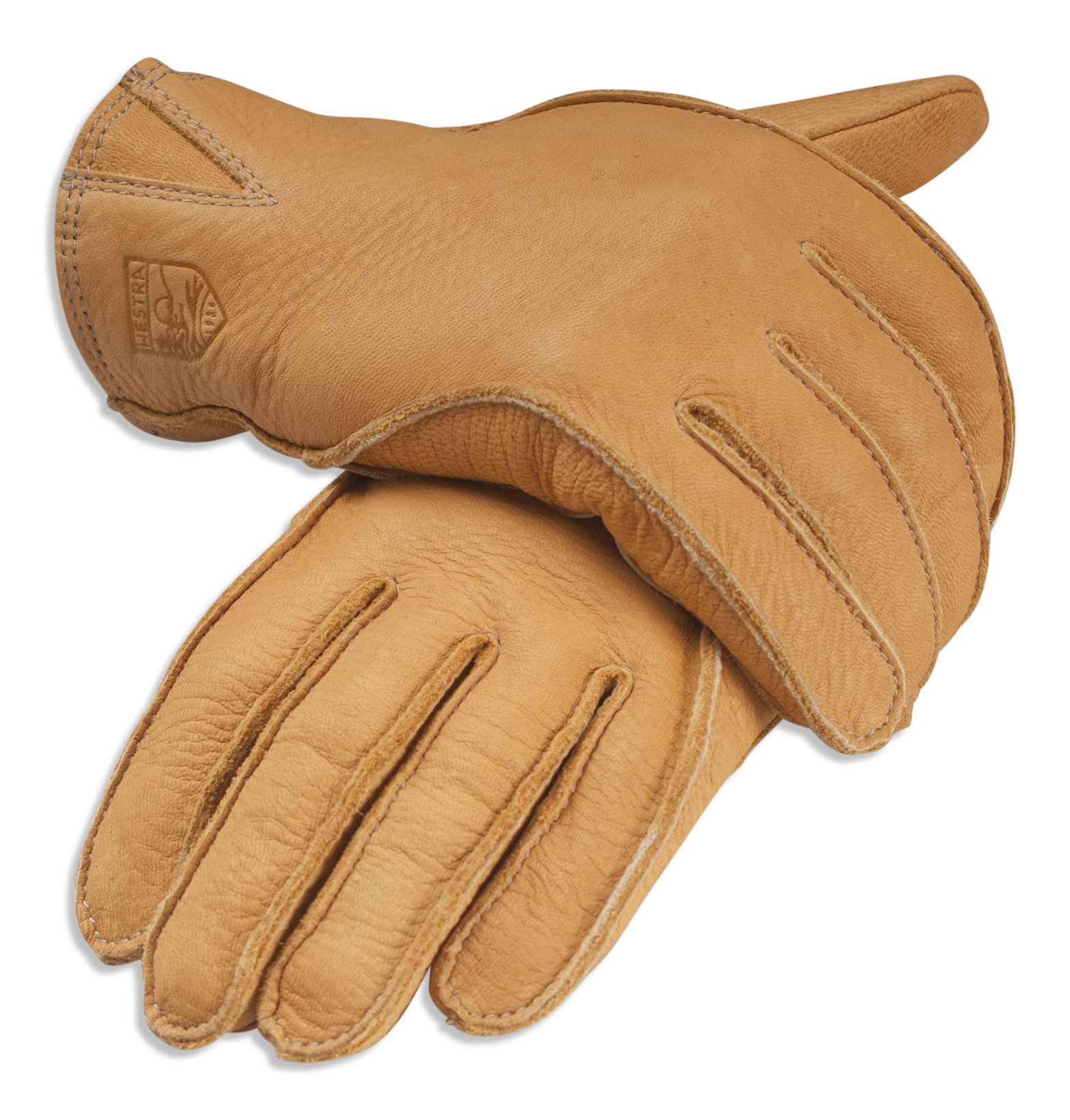 Dickies unlined leather work gloves gl0300 - Hestra Premium Mens Genuine Elk Leather Gloves Unlined Real Mora 2082