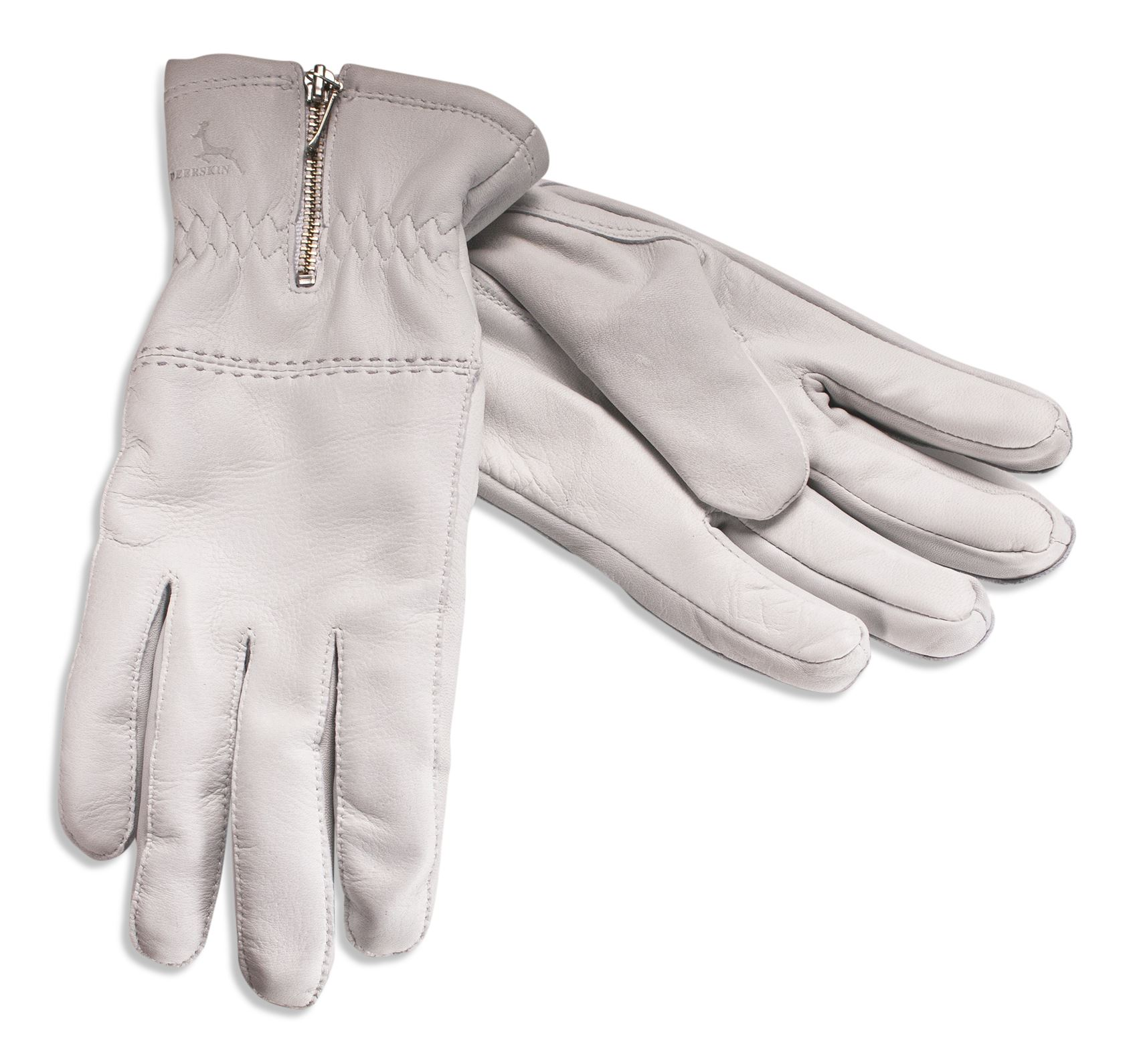 Womens lined leather gloves - Beautiful Deerskin Leather Gloves From Renowned Glove Makers Hestra With Swisswool Insulation Merino Wool Lining These Gloves Are Guaranteed To Keep Your