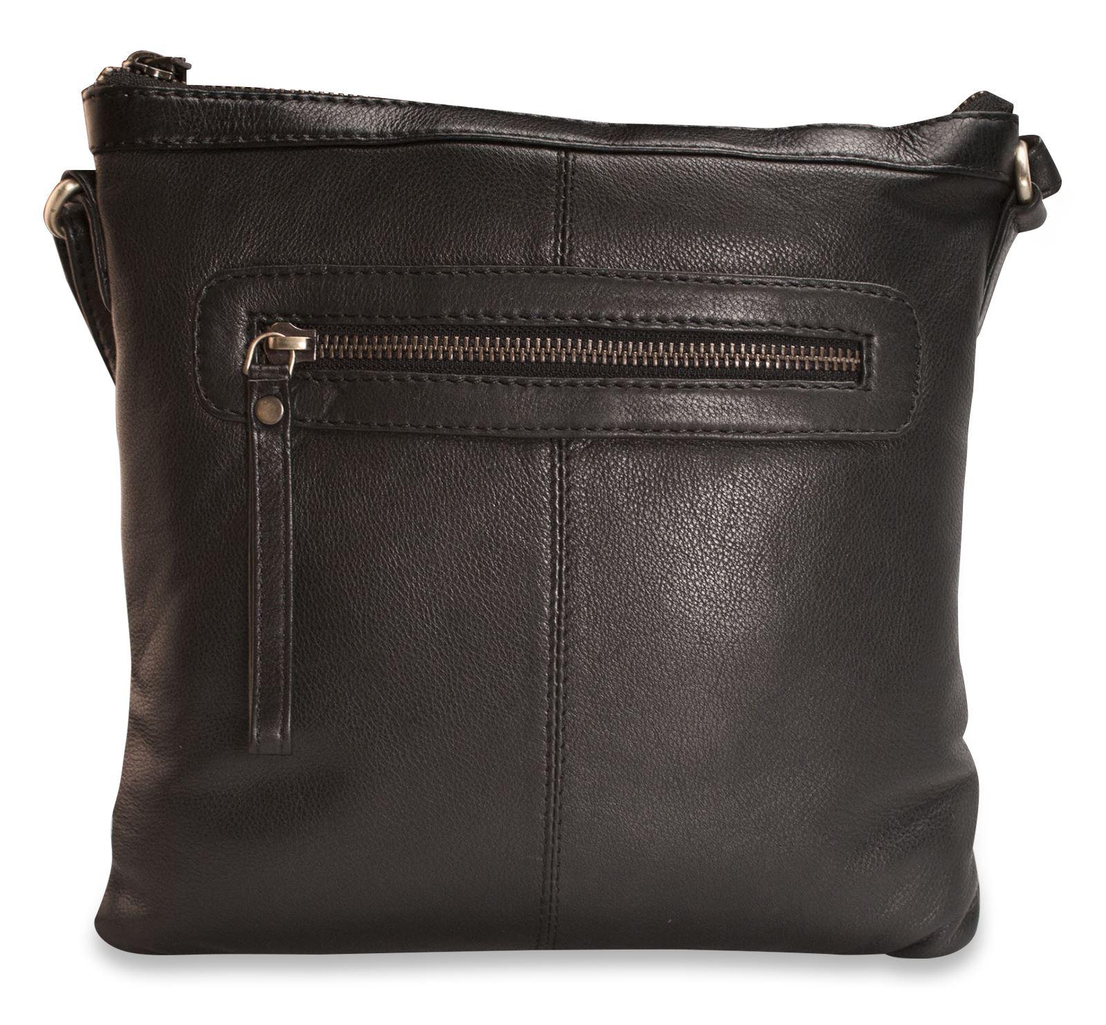Brunhide Womens Real Leather Bag Ladies Shoulder Handbag 120-300