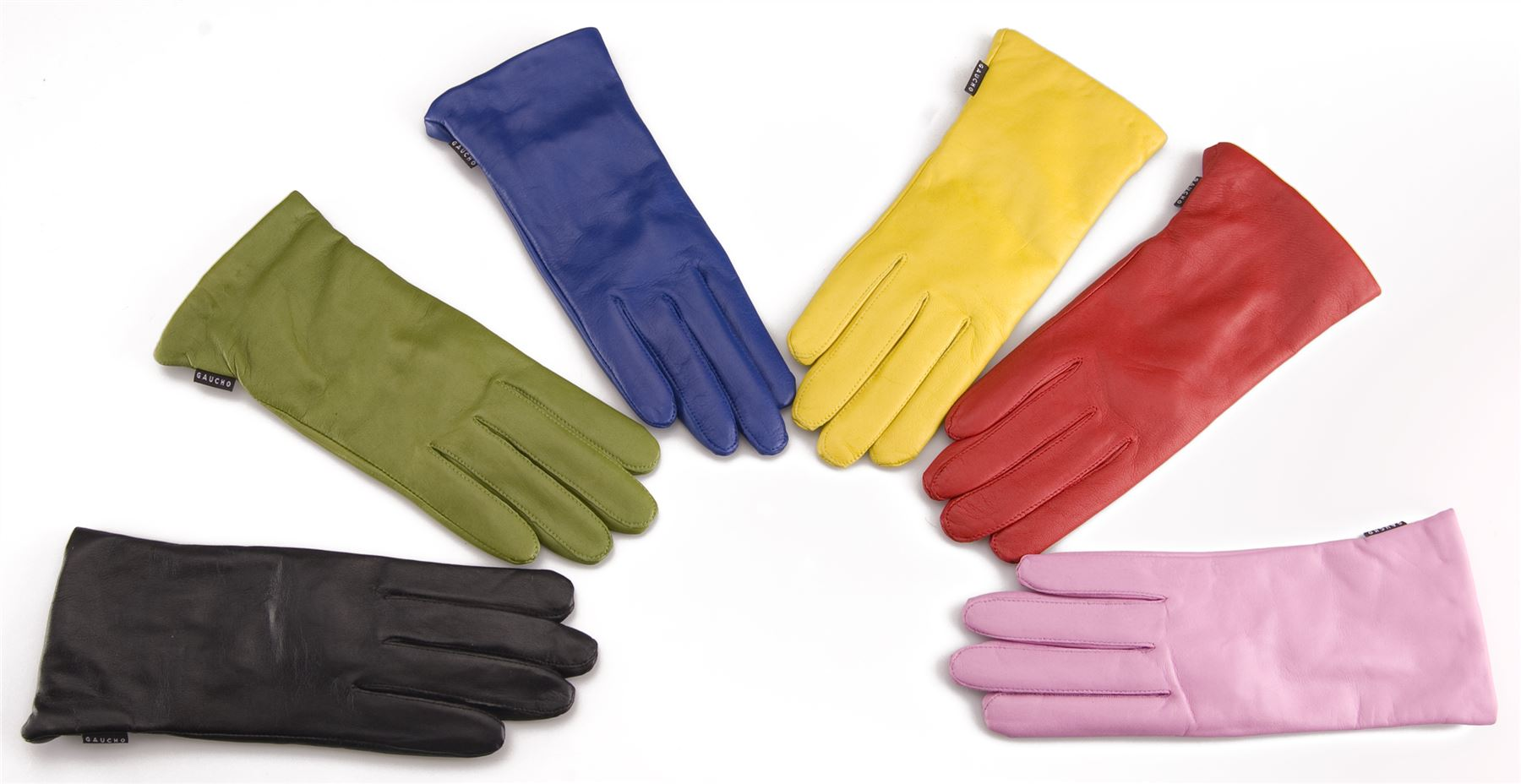 Ladies leather gloves wool lined - Gaucho Premium Womens Wool Lined Genuine Soft Leather