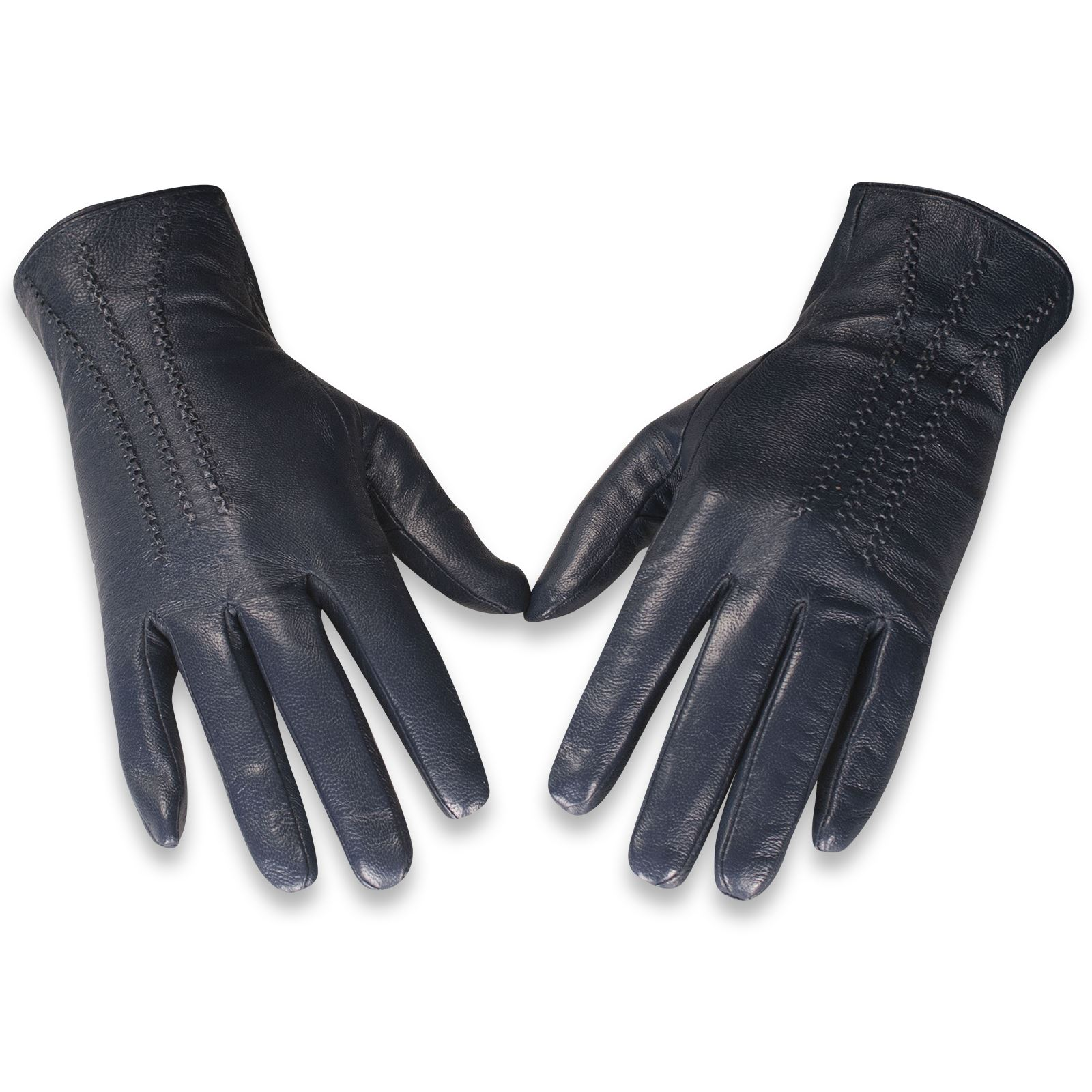 Womens Leather Gloves. Prepare for cool weather with women's leather erawtoir.gang a smooth fit and a sleek finish, leather gloves are cold weather accessories for all ensembles.