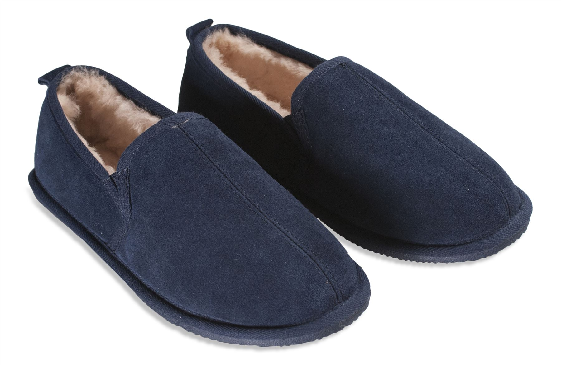 Blue Slipper Shoes