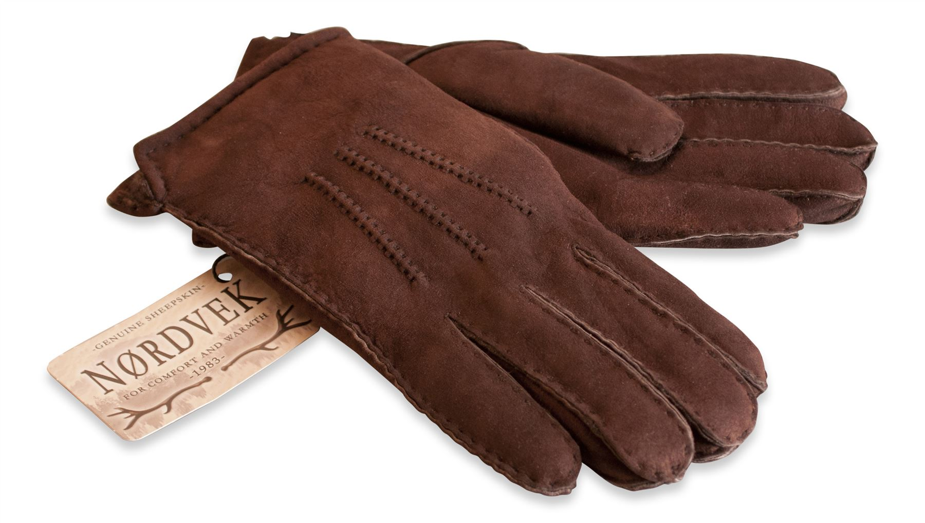 nordvek herren pr mie dick 100 echt lammfell handschuhe