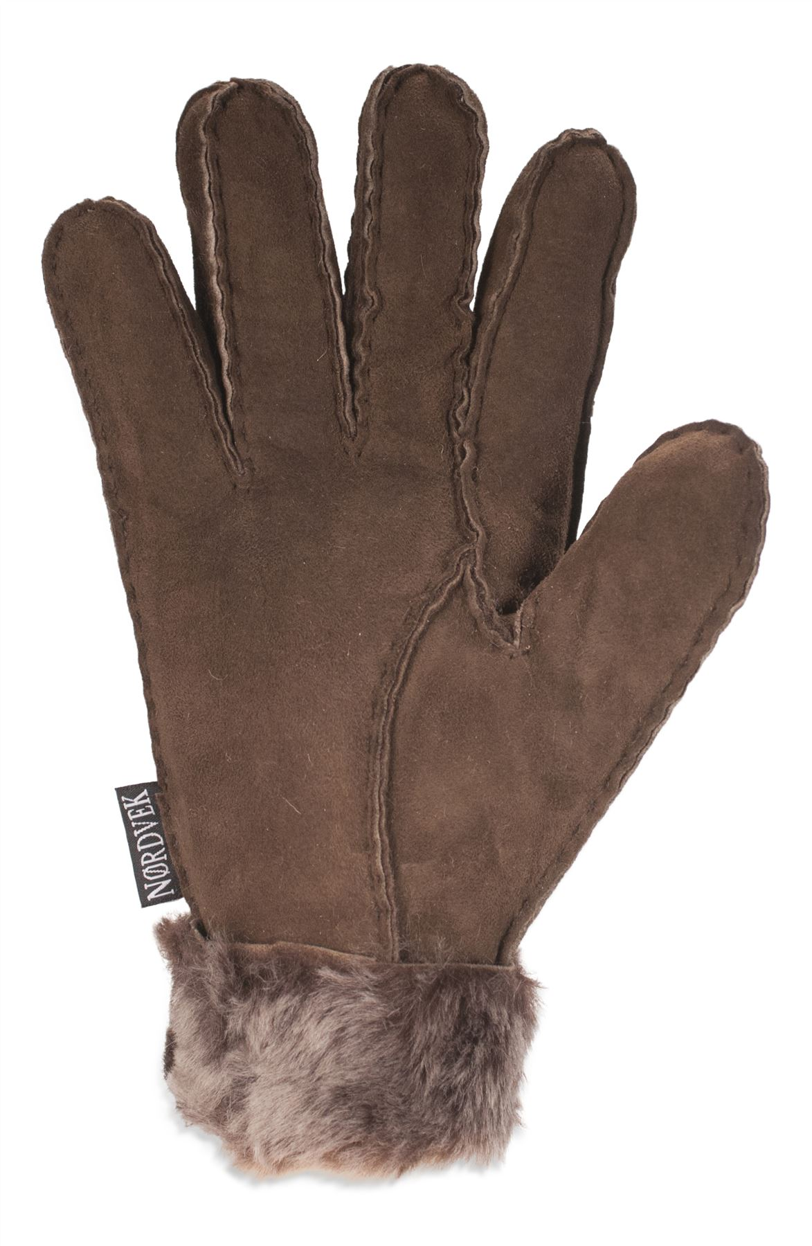 Nordvek Womens Premium Genuine Sheepskin Winter Gloves ...