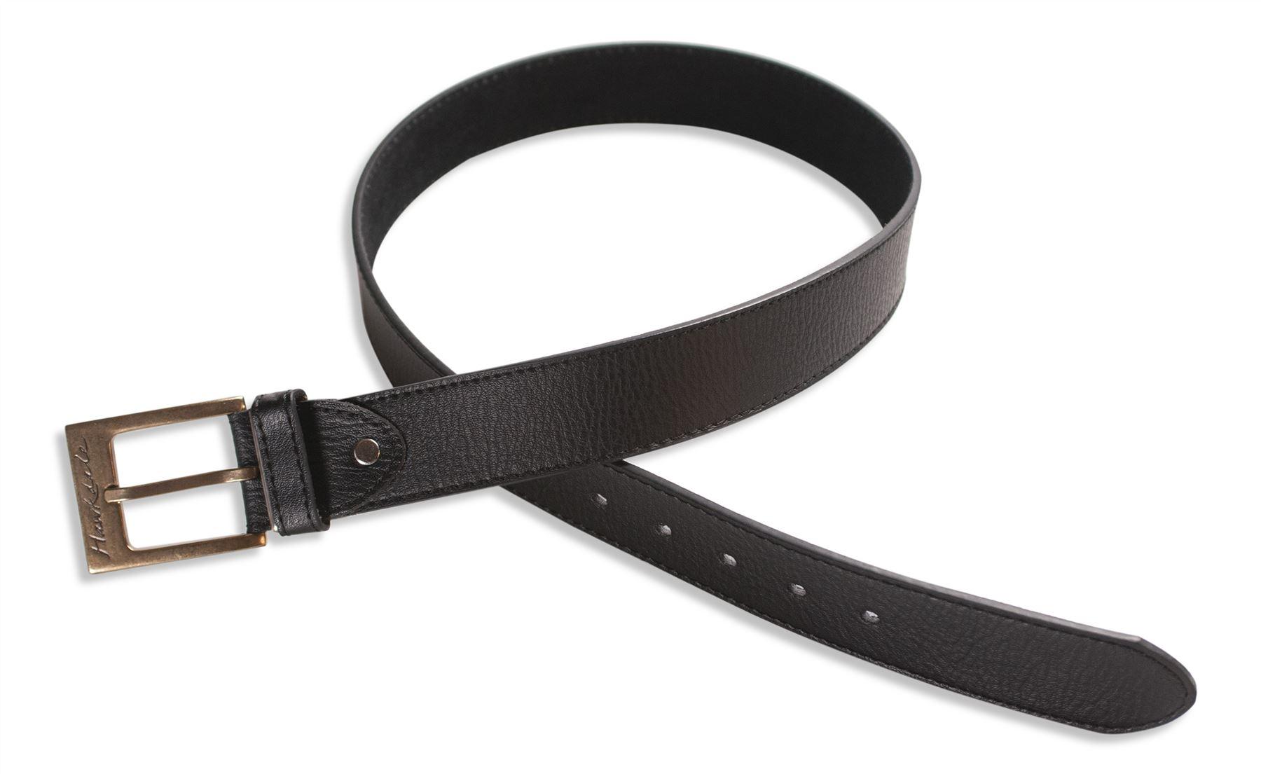 Genuine Hawkdale Mens Leather Belt 1.5'' Width Jeans Strap Trousers 899-400