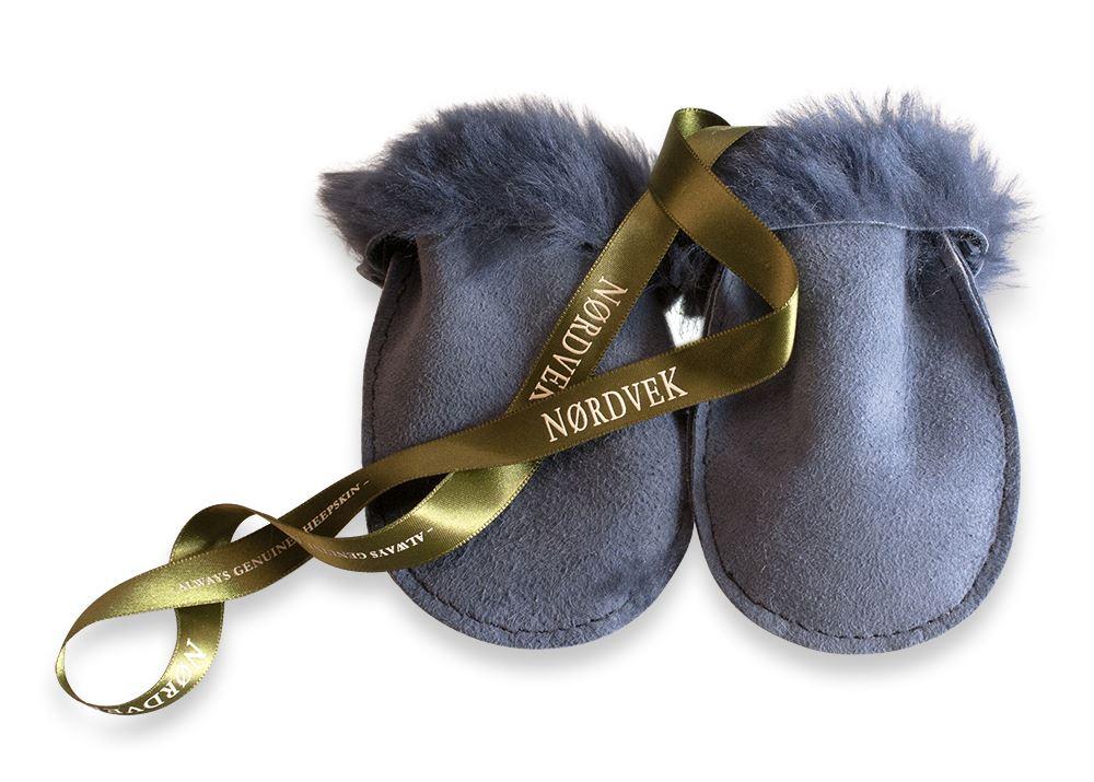 Nordvek Baby Genuine Sheepskin Mittens Gloves Puddy 0-18 months New BNWT 303-100