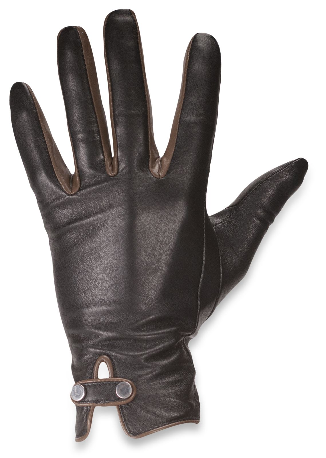 Gloves can be dangerous that do not fit: the index finger on a glove is usually too short; whereas the little finger is too long and most always because the leather .