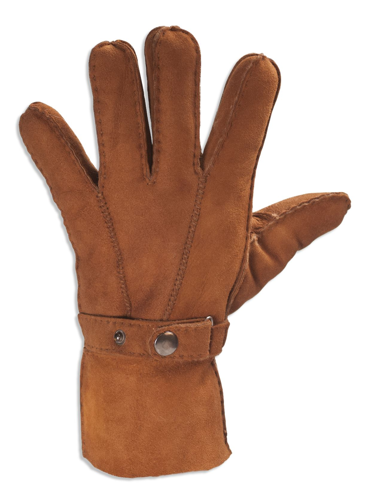 how to clean sheepskin gloves