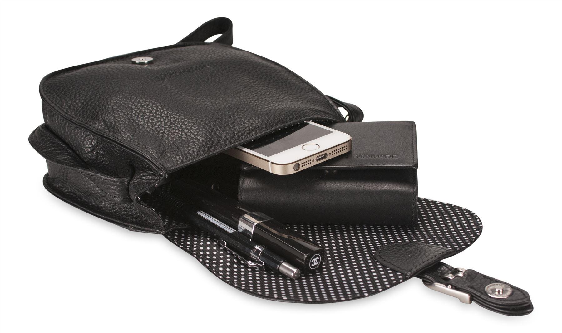 Brunhide Ladies Small Real Leather Womens Bag Satchel Handbag 135-300