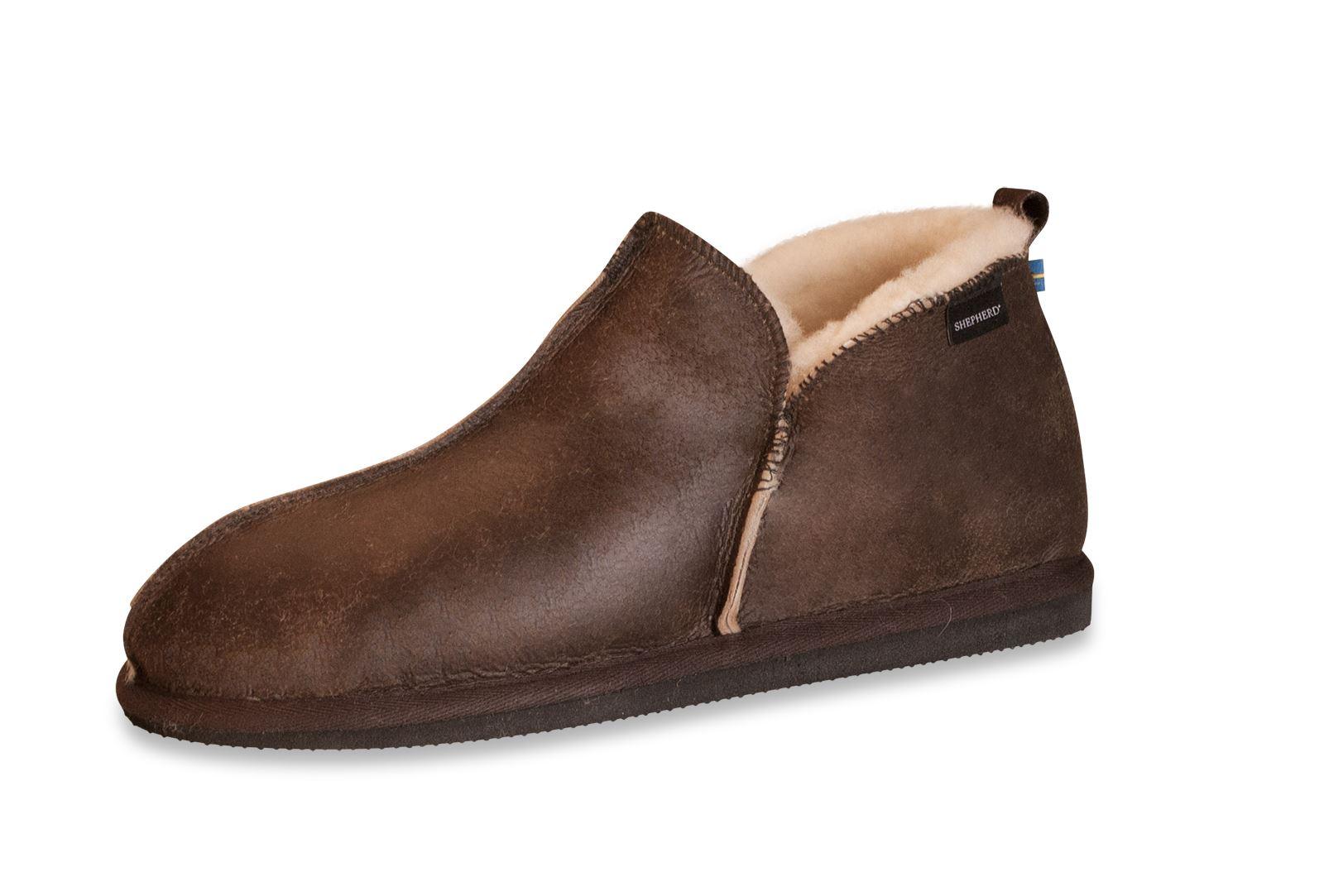 Shepherd Ladies Genuine Sheepskin Slippers Boots Hard Sole Womens ANNIE 4922