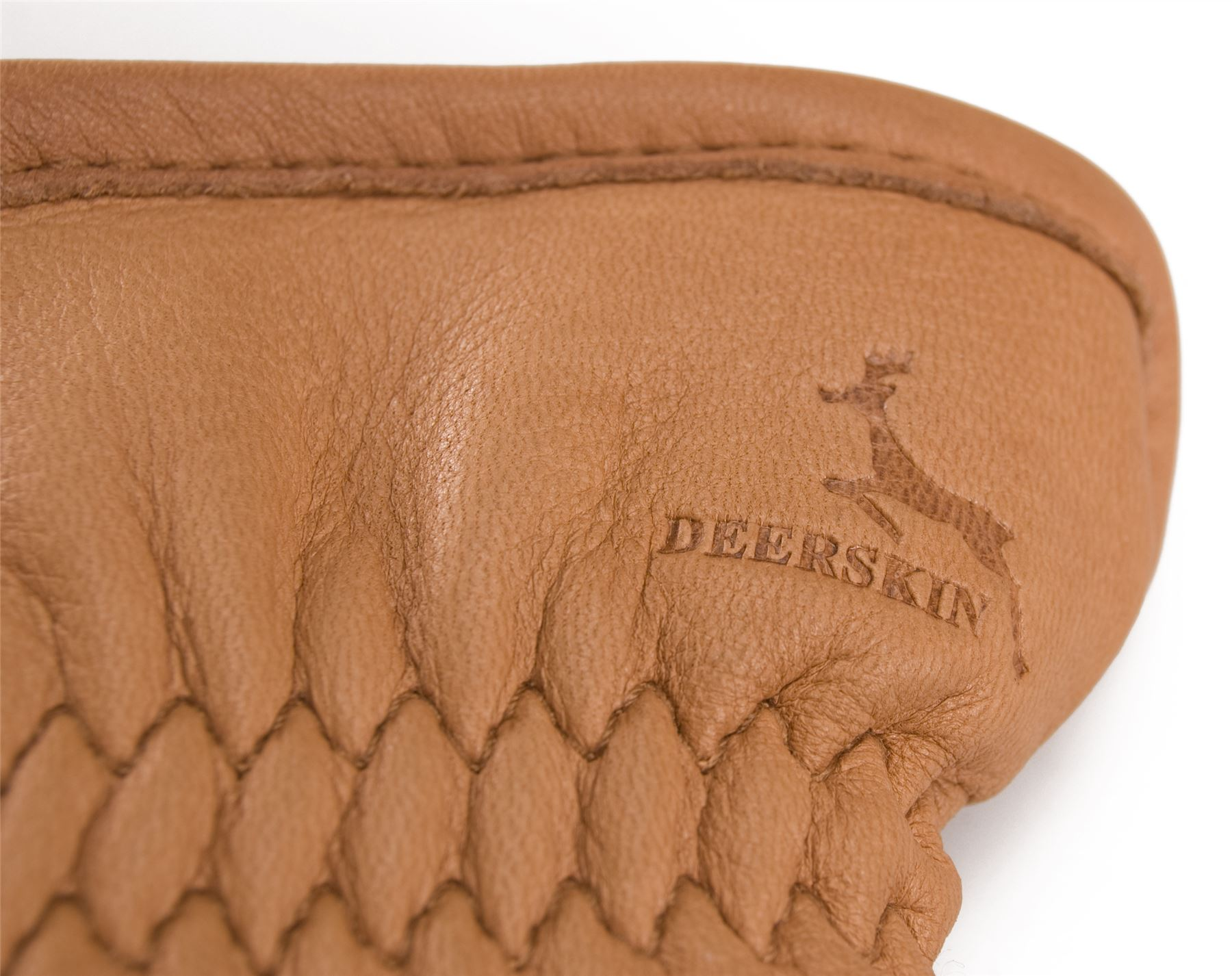Mens deerskin gloves - Hestra Premium Mens Deer Skin Leather Gloves Fleece