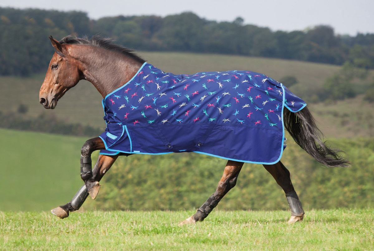 Shires Lightweight Turnout Rug Horse Rugs
