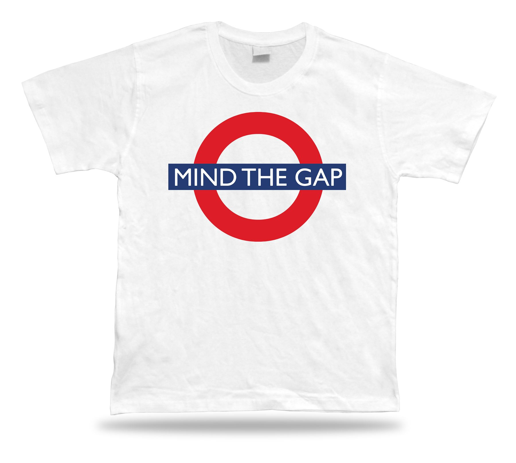 mind the gap nice great gift imagination funny t shirt