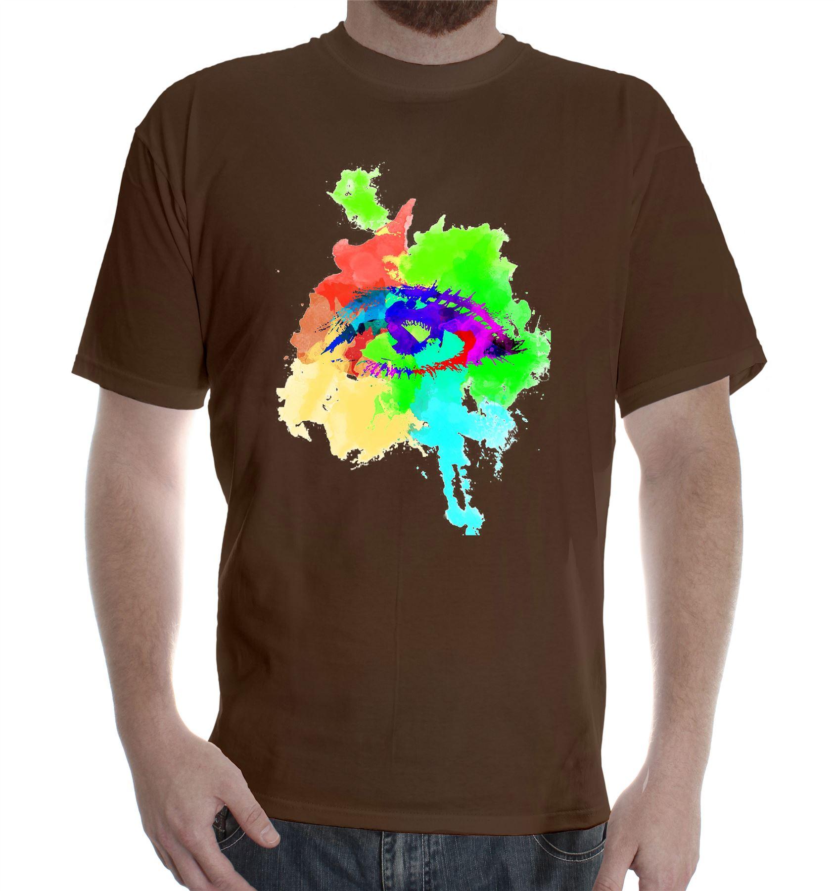 T shirt mystery hippie eye peace hobo boho providence for Hippie t shirts australia