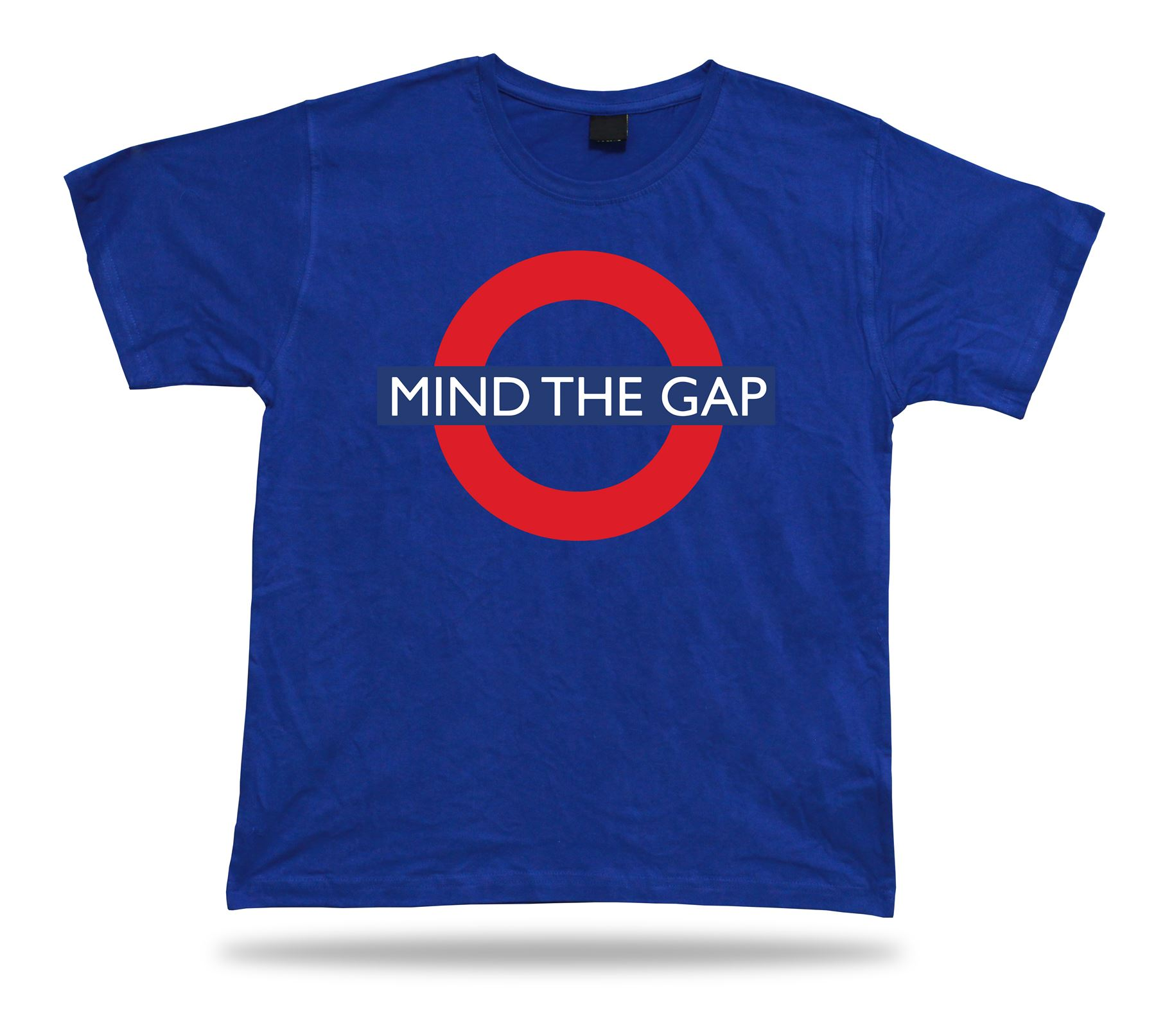Mind the gap nice great gift imagination funny t shirt for Gap petite t shirts