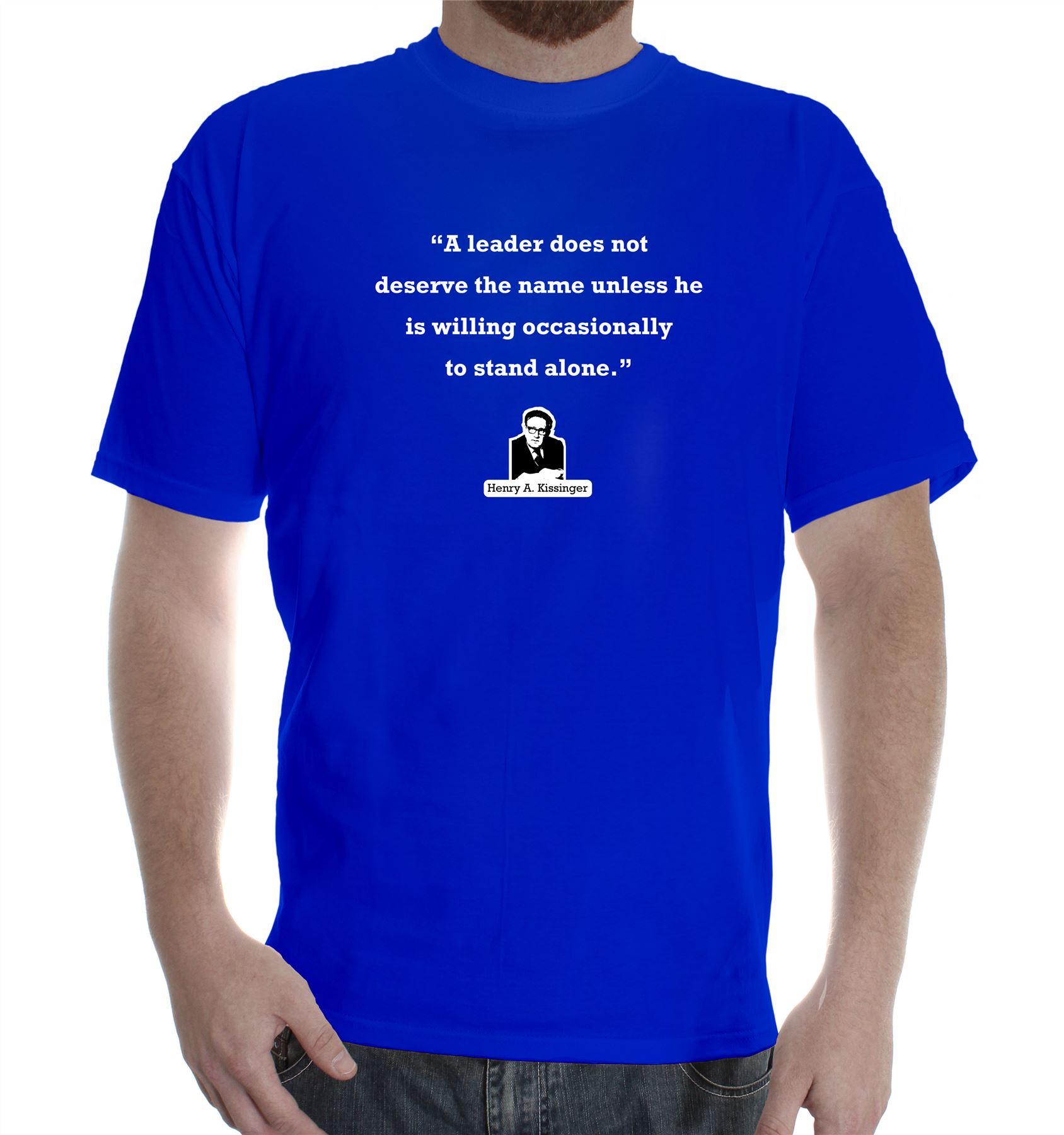 Mens Printed Cotton T Shirt Tee Shirt Design Martin Luther