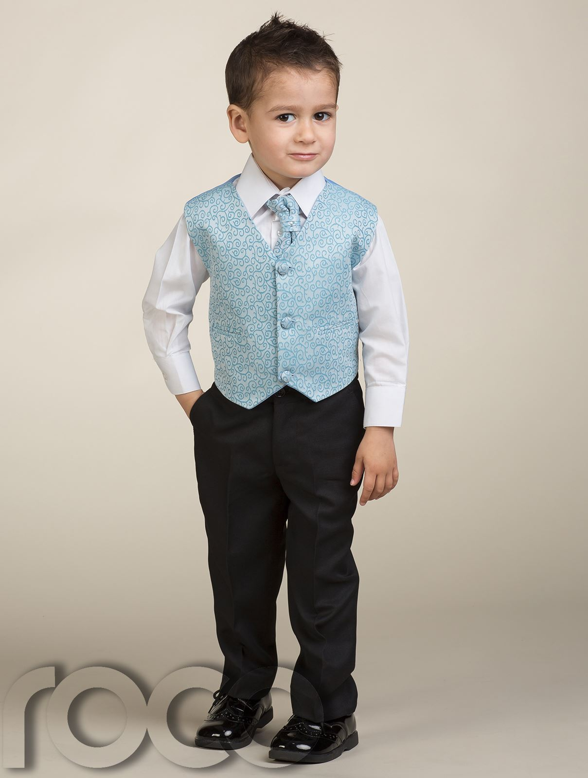 Boys Waistcoat Suit, Page Boy Suits, Prom Suits, Boys Wedding Suit ...