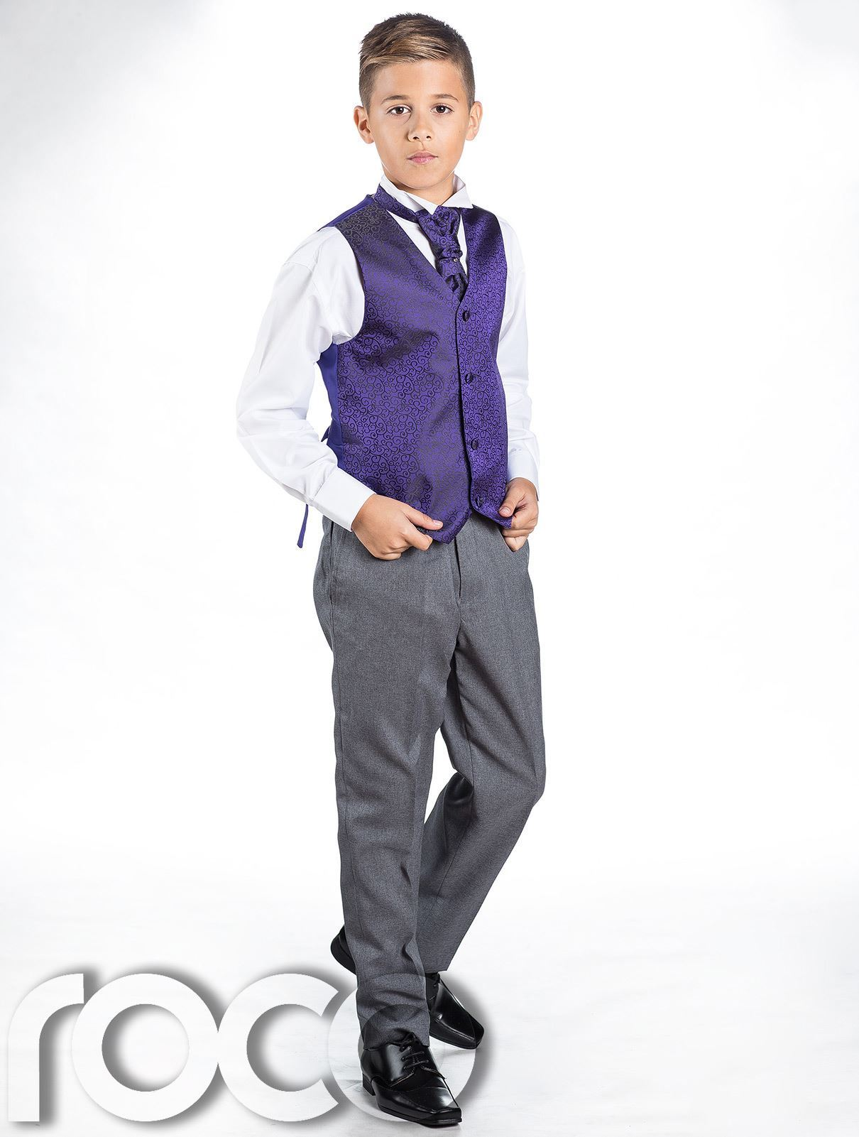 Get the little ones ready for the special occasion with our super smart collection of page boy outfits. Browse sharp suits, formal shoes and accessories to guarantee he looks stylish and sophisticated throughout the big day.