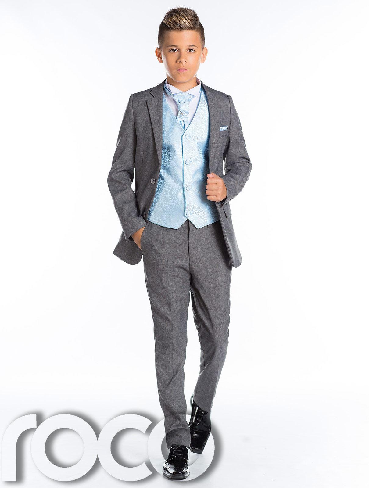 boys cream waistcoat suit boys wedding suit boys cravat