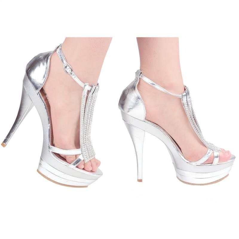 Find great deals on eBay for silver platform sandal. Shop with confidence.
