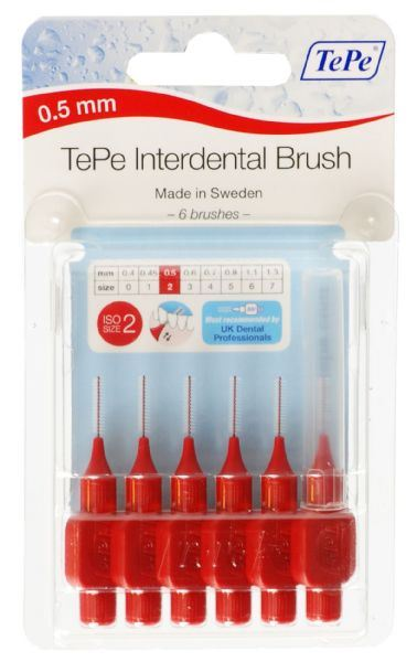 TePe-Interdental-Brush-Pack-of-6