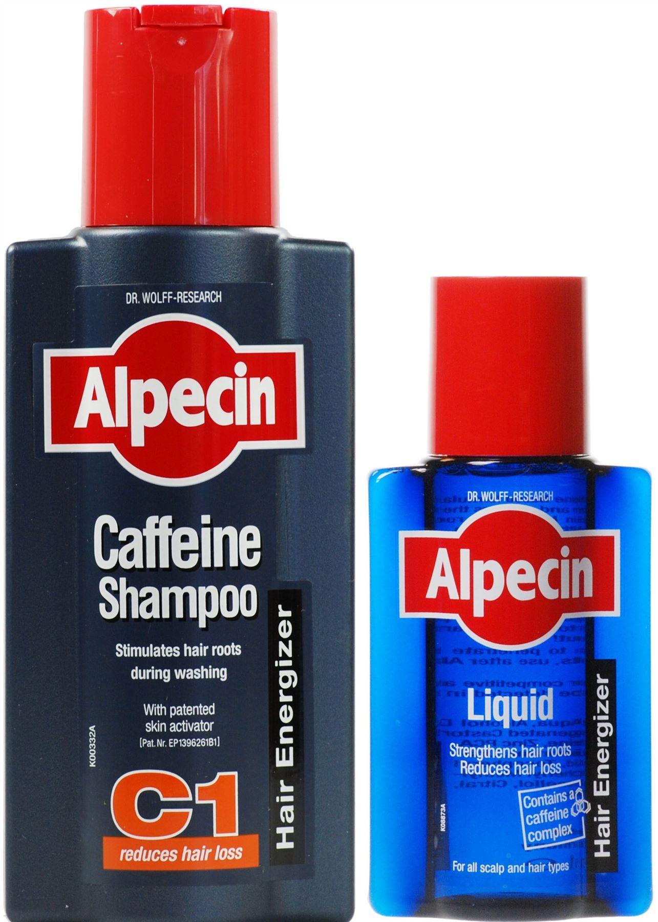 Alpecin Caffeine Shampoo 250ml And Alpecin After Shampoo