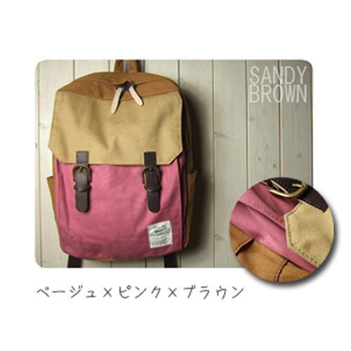 Anello Classic Survey Canvas Backpack - 9L