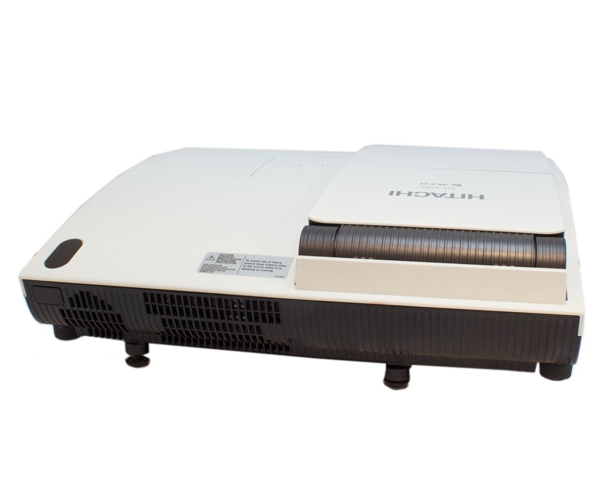 Hitachi ed a101 3lcd short throw hd projector 2000 ansi for Mirror hd projector