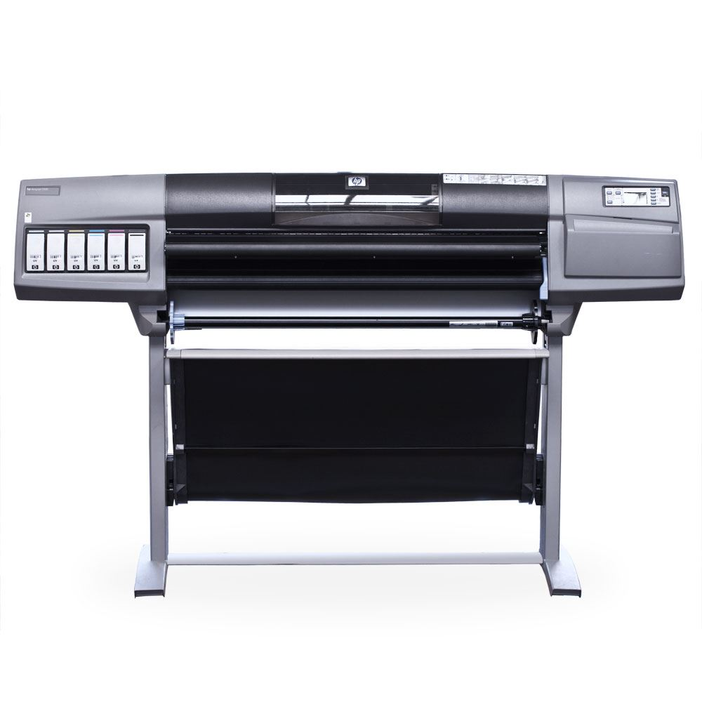 Hp Designjet 5500ps Large Format Inkjet Printer 42