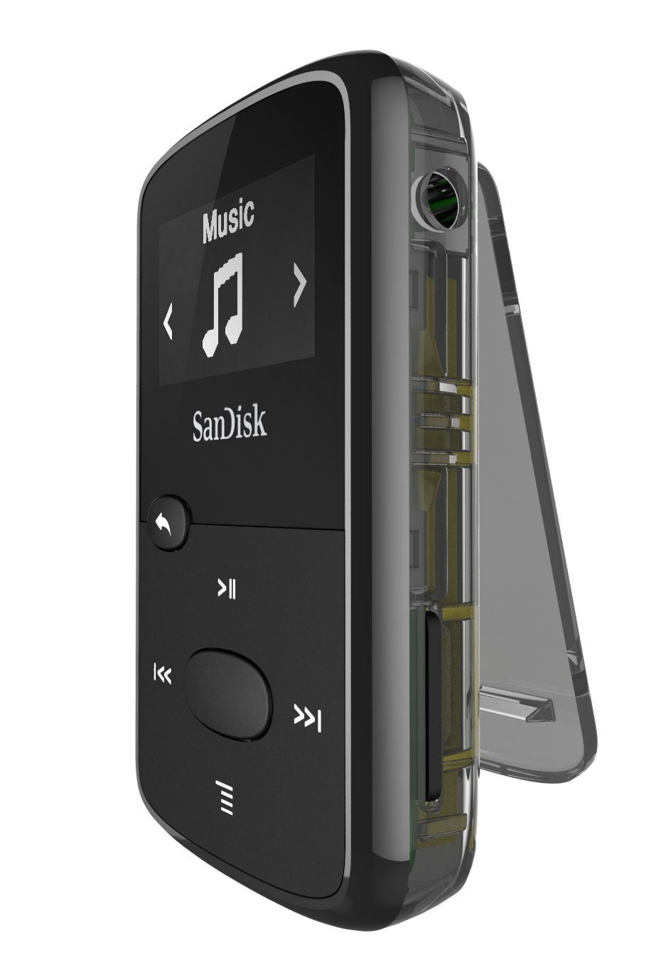 sandisk clip jam mp3 player manual
