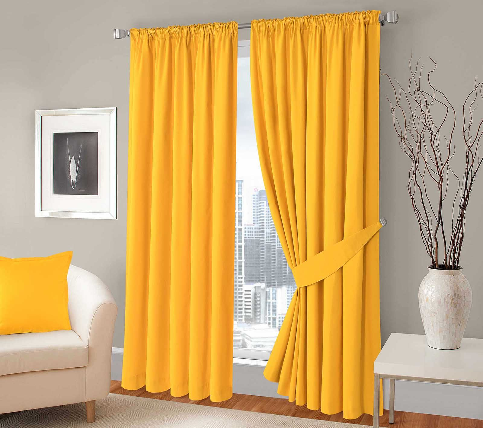 Fully Lined 3 Tape Top Plain Half Panama 2 Type Solar Thermal Blackout Curtains Ebay