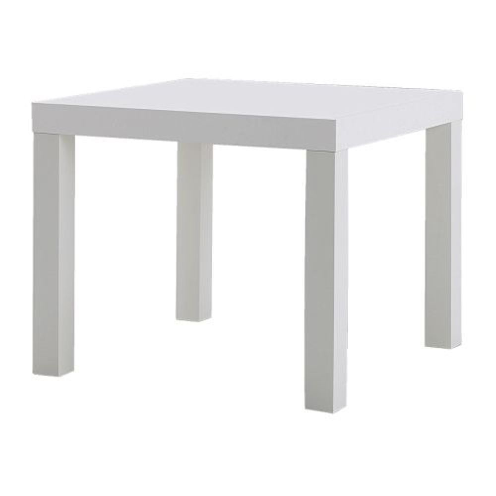 Ikea trending style elegant designer lack side table for for Ikea green side table