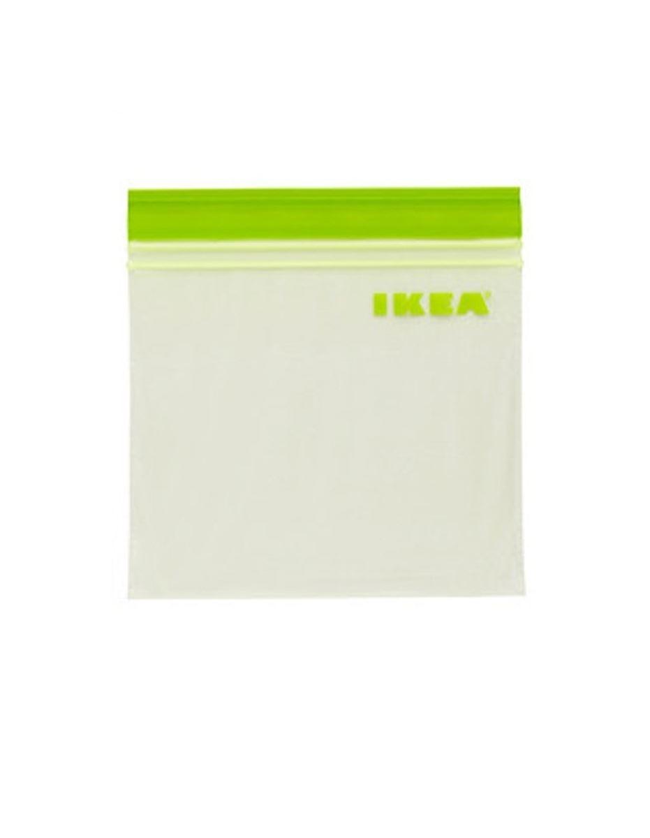 Ikea istad riutilizzabile self grip seal plastica - Ikea scatole plastica trasparente ...