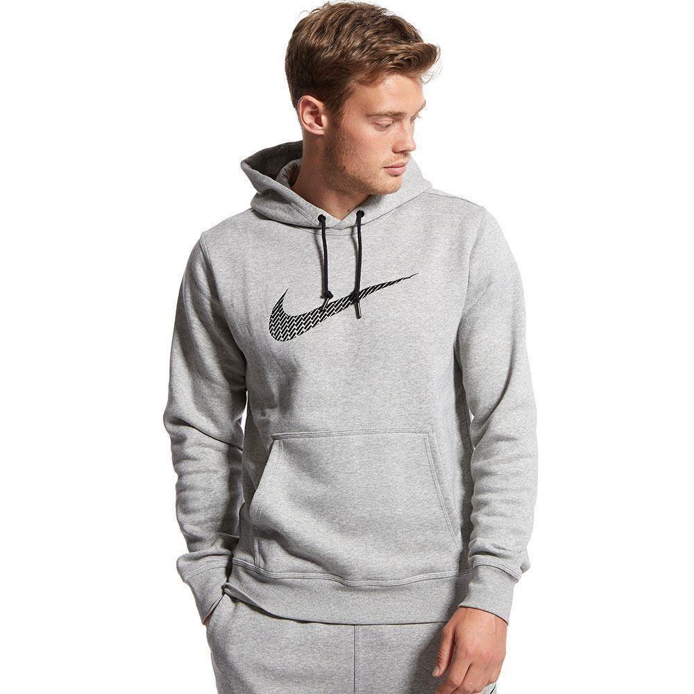 Nike swoosh fleece hoodie