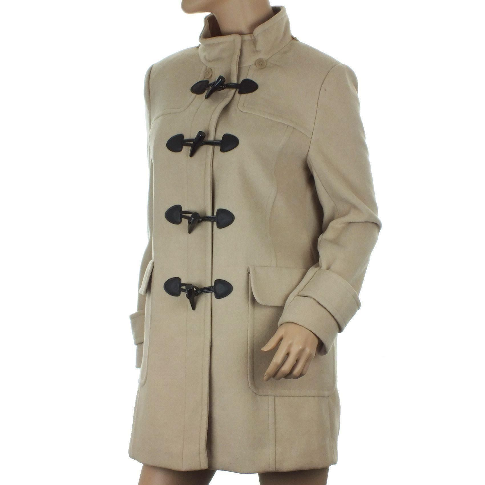 Ex Debenhams Duffle Coat The Collection Ladies Womens Jacket Size ...