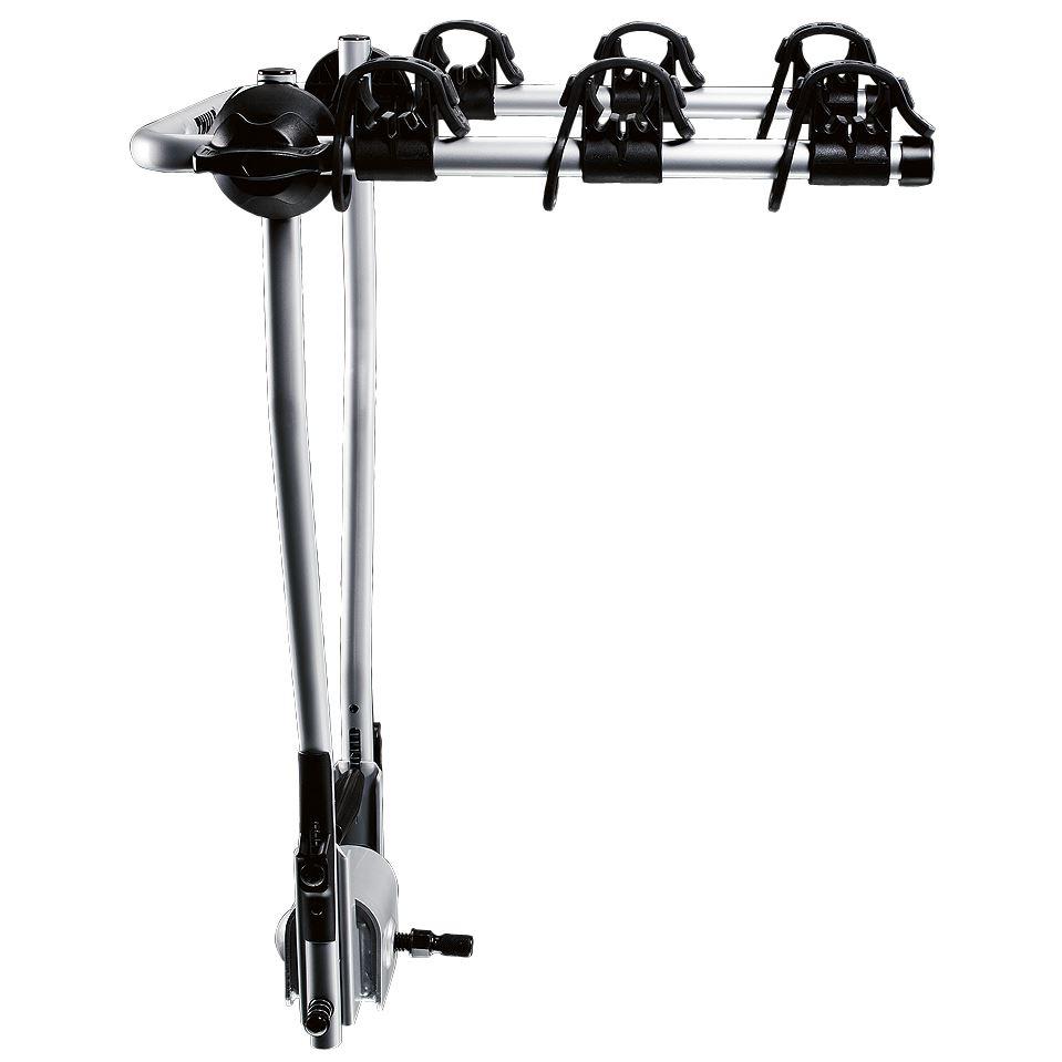 thule hangon 972 3bike towbar mounted bike rack ebay