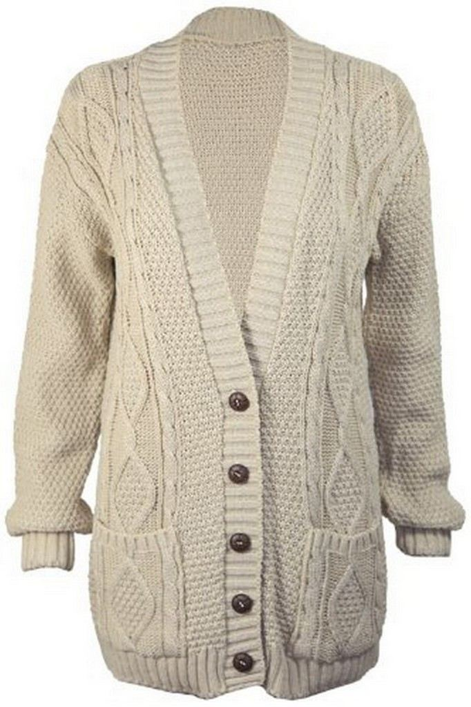 Cable Knit Cardigan is rated out of 5 by 9. Rated 5 out of 5 by Laney55 from Sweet sweater This sweater is just what I was looking for, something to wear over short sleeve tops and dresses.