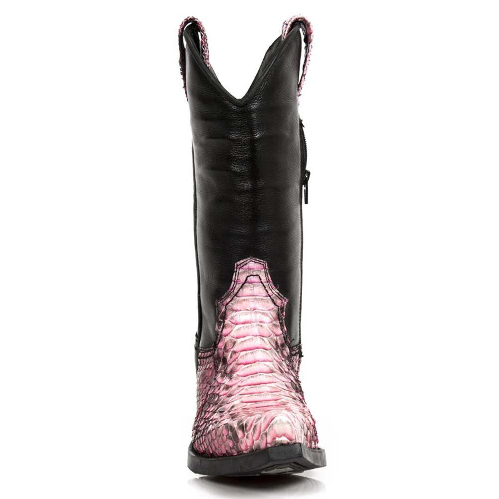 Excellent New Rock M Neotr008 S4 Women39s Boots Amazoncouk Shoes
