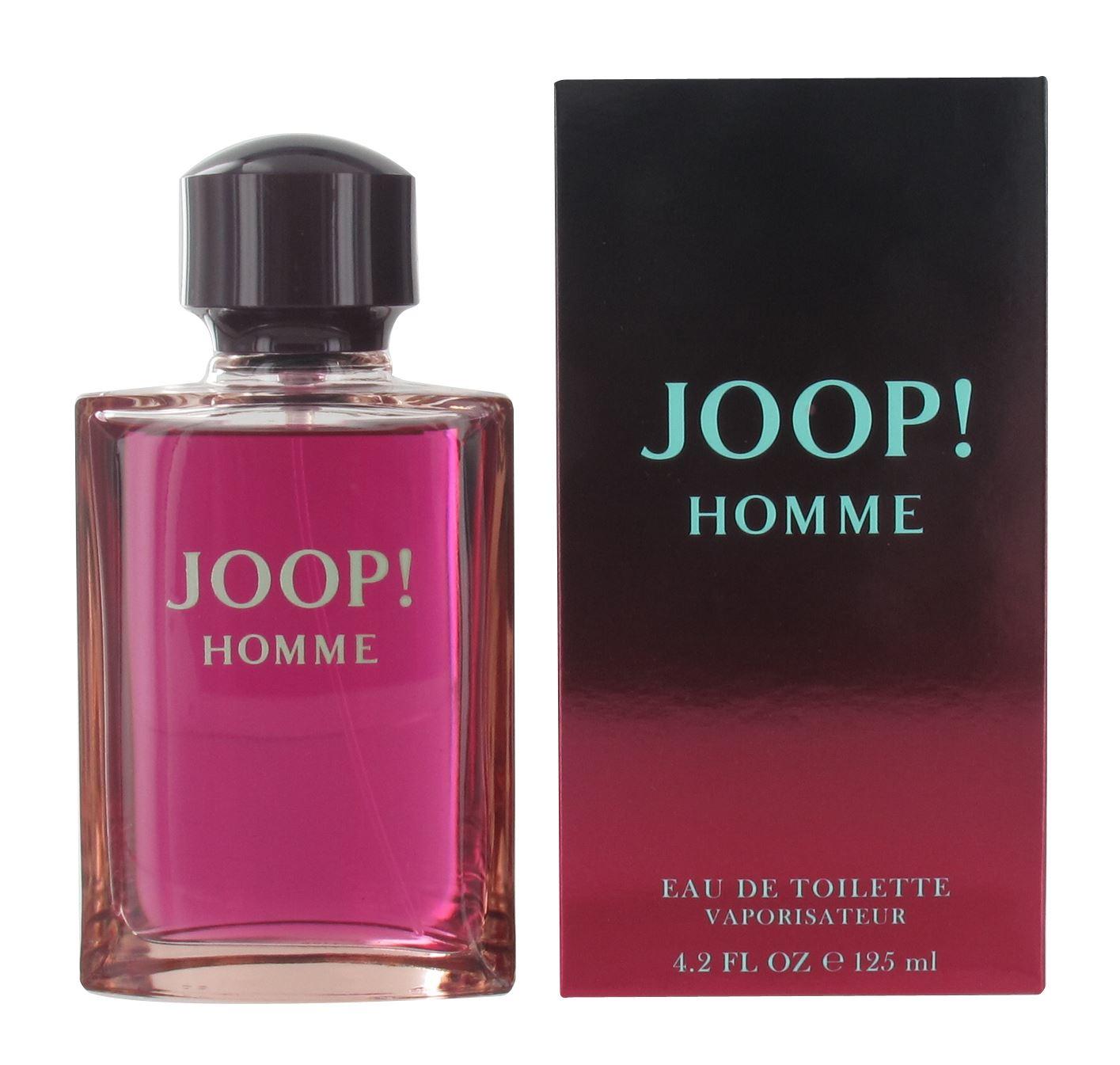joop homme 125ml eau de toilette spray for men new ebay. Black Bedroom Furniture Sets. Home Design Ideas
