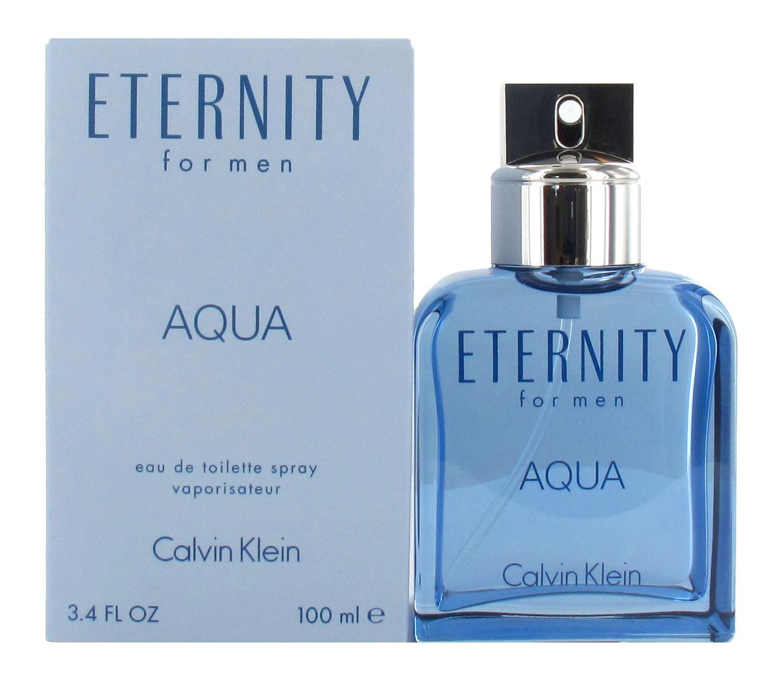 calvin klein eternity aqua 100ml eau de toilette for men. Black Bedroom Furniture Sets. Home Design Ideas