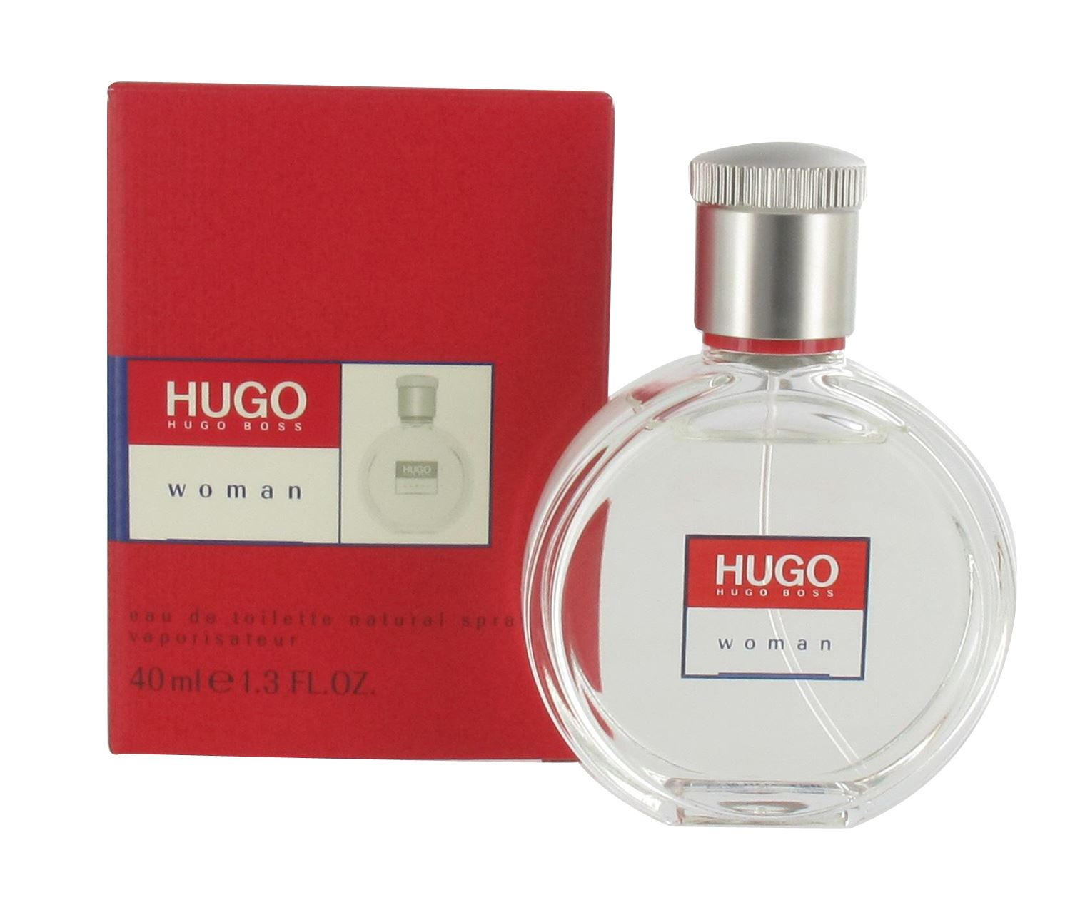 Hugo boss hugo 40ml eau de toilette spray for women new for Arrivee d eau toilette