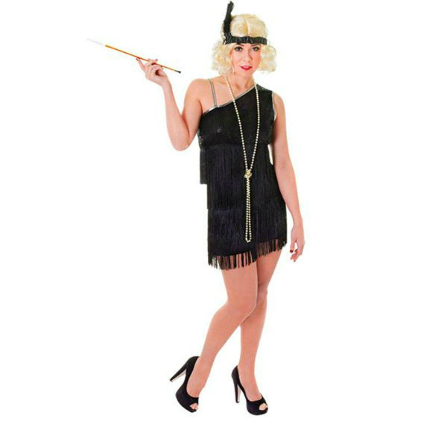 Preferenza Anni '20-'30 accessori Flapper Charleston Gatsby costume donna  KR05