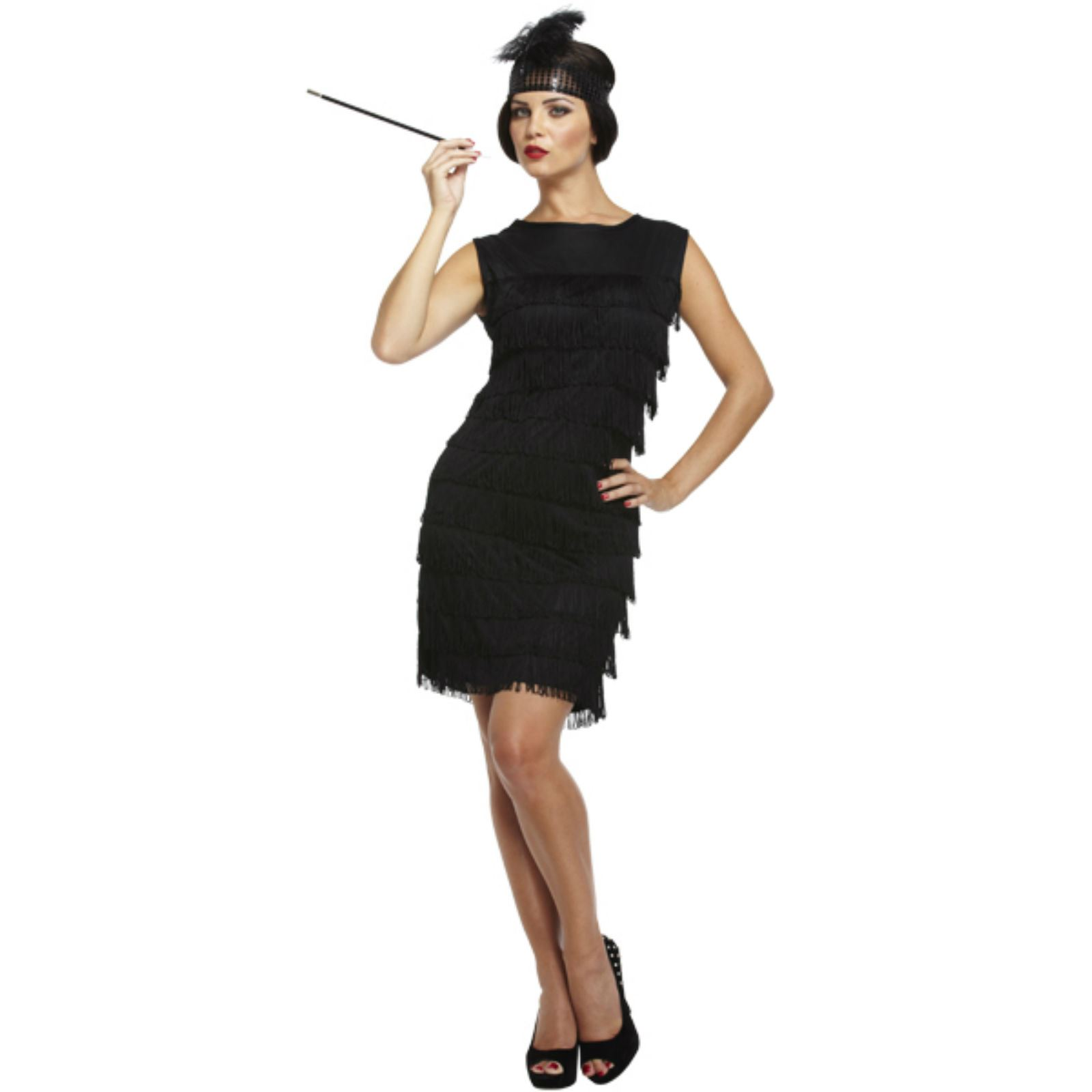 20er 30er jahre flapper zubeh r charleston gatsby damen. Black Bedroom Furniture Sets. Home Design Ideas