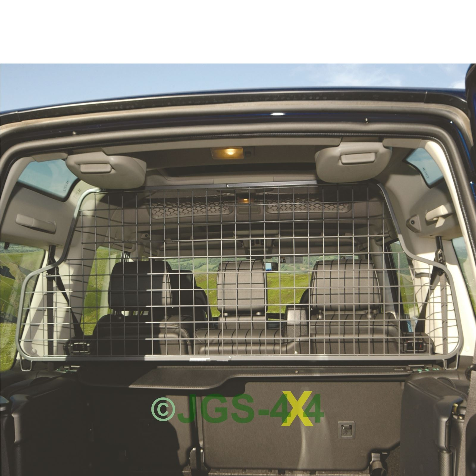 Purchase Used 2003 Land Rover Discovery Se Se 7 Sport: Land Rover Discovery 2 Dog Guard Half Height Mesh (98-04